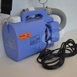 ulv nebulizzatore macchina 5L portatile spruzzatore elettrico regolabile ugello superfine macchina disinfettante liquido freddo appannamento Wf1e # in Offerta