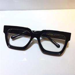 Wholesale designing logos online – design MILLIONAIRE Explain Design Glasses Retro Vintage Men women Goggle Shiny Gold Summer Style Laser Logo Gold Plated Top Quality
