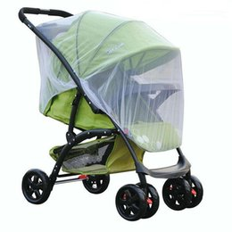 baby buggies prams NZ - Stroller Pushchair Pram Mosquito Insect Net Mesh Buggy Cover for Baby Infant1