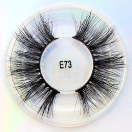 25mm Thick mink lashes 5d 100% cruelty free mink eyelashes natural thick soft real 25mm lashes mink hair false eyelashes extension