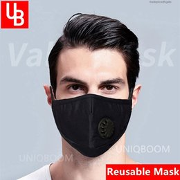 air filtration mask Canada - Pm2.5 Filtration Good 95% Mask Filter Dust Face Air Valve Respirator Washable Reusable Cotton Masks Kkf94 Anti Mouth Muffle