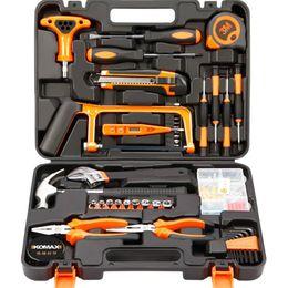 Tool Organizers Professional Multifunction Box Organizer Safety Set Waterproof Equipment Caixa Ferramenta Tools Packaging DB60GJ on Sale