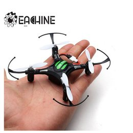 Discount quadcopter eachine Eachine H8 Mini Headless RC Helicopter Mode 2.4G 4CH 6 Axle Quadcopter RTF RC Drone For Primary Present Gift Micro Drone