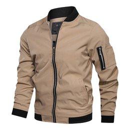 2021 Spring Autumn Men's M-5xl Clothing Streetwear Zip And Slim Bomber Hop Hip Casual Xl Jackets Khmwp