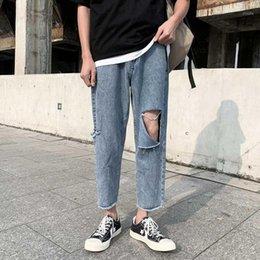 Por Mayor Moda De Pantalones Rotos Comprar Articulos Baratos De Suministro De Argentina En China Dhgate Com