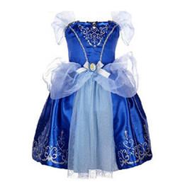 Wholesale Baby Products short-sleeved dress skirt Dresses Children Princess Dresses Party Halloween Costume kids Dress Cute Girls Dress Cosplay