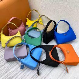 Top quality New Women's Re-edition 2000 tote Nylon leather Shoulder Bag Luxury Women's Shoulder Bag Crossbody Bags Handbag Hand caught bag on Sale