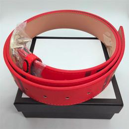 Designer Belts For Mens Belts Designer Belt Snake Luxury Belt Leather Business Belts Women Big Gold g Buckle Hot Sale 38mm with box