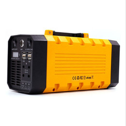 Wholesale Energy storage high-power power emergency outdoor mobile power 500W220V