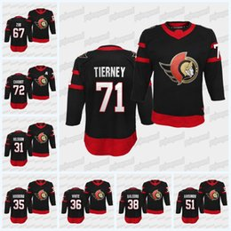 jersey christian NZ - youth Ottawa Senators Jersey Thomas Chabot Christian Wolanin Nikita Zaitsev Nick Paul Josh Brown Mike Reilly Erik Gudbranson Brady Tkachuk