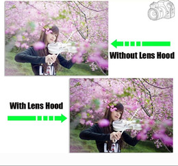 Wholesale EW-73B 67mm ew 73b EW73B Lens Hood Reversible Camera Lente Accessories for Canon 650D 550D 600D 60D 700D 18-135 17-85 mm Len