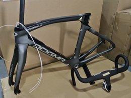 Großhandel 2020 F12 Carbon Road Fahrrad Fahrradrahmen T1100 1K Disc BRAKIMM BREMSE Carbon-Bike-Rahmen Straße Taiwan Made XDB verfügbar