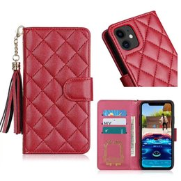 Letters Leather Designer Luxury Wallet Phone Case For iPhone 12 11 Pro X XR XS Max 8 7 6 Plus Galaxy S20 Note 20 Shell Skin Hull Charms on Sale
