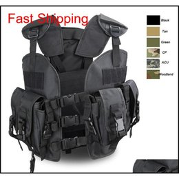 Wholesale High Quality Army Jacket Hunting Safety Tactical Vest Clothing Tactical Uniform Armored Security Protection,Multi-Functional Water Bag Uk7L