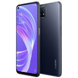 Опт Оригинальный OPPO A72 5G мобильный телефон 4GB RAM 128GB ROM MTK 720 OCTA CORE Android 6,5 дюйма полноэкранный экран 16.0MP 4040MAH ID отпечатков пальцев Сотовый телефон