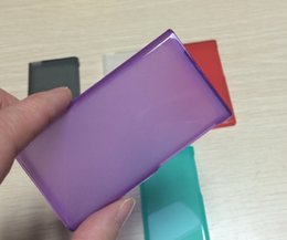 Wholesale New Transparent Color TPU Cases Cover For Na7 8 Generation Anti Scratch Abrasion Protective Skin Silicone Cover Wholesales