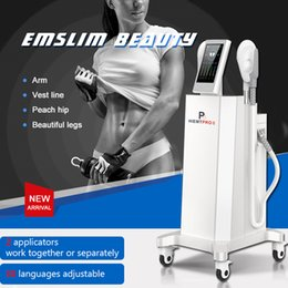body contour machine NZ - 2020 Latest Body Contour Technology EMSlim stimulator muscle machine Electromagnetic Energy abs Toning 2 years warranty