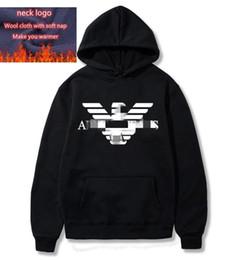 2020ss Hot Sale Sweatshirts BOX Embroidery HOODIE Men Women Best Quality Tom Casual Pullover Sweatshirts Fashion Hoodies z8emporio