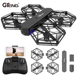 T908W Quadcopter Drone Camera Rc Drone Speelgoed Fixed height Wifi Live Video quadcopter Hd Groothoek Fpv 720P Helikopters on Sale