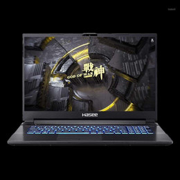 intel gaming laptop UK - Hasee G7-CU5NB Laptop for Gaming(Intel Core -10200H+GTX 1650Ti 8GB RAM 512 SSD 17.3''144hz IPS)Notebook computer1