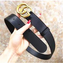 Wholesale leather ponchos resale online - 2020 Mens Belts Leather Black Belts Women Snake Big Gold Buckle Men Classic Casual Pearl Belt Ceinture G gg Belts G