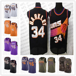 charles barkley jersey NZ - 2020 Men women youth phoenix