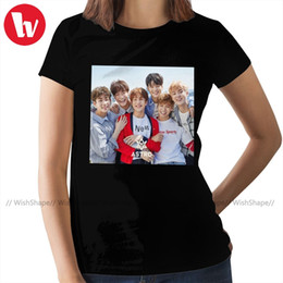 Wholesale astro shirt for sale - Group buy Kpop Astro T Shirt Astro Band Kpop T Shirt Kawaii Green Women tshirt Street Fashion Printed Ladies Tee Shirt