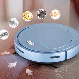 Venta al por mayor de Robotic Vacuum Sweeper Inteligente Retorno automático Limpieza de la limpieza Robot Distribución de regalos de oficina doméstica