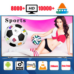 Wholesale Europe Smart TV Screen For USA Canada Sweden Germany Poland Denmark Switzerland Greece Dutch Support 3 Devices Smart TV Android PC Protector
