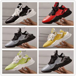 y3 shoes mesh Australia - hot fashion Sports loafers women mens running shoes for men Y3 Genuine leather Sneakers runners new arrival trainers