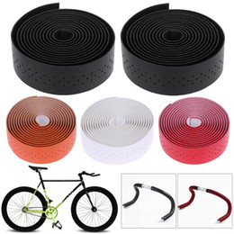 Microfiber Road Cycling Race Bicycle Grips Handlebar Tapes Belt Straps