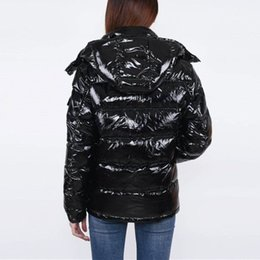Wholesale womens downs jackets for sale - Group buy womens down jacket Winter jacket parkas Coats Top Quality New Women Winter Casual Outdoor Warm Feather Man Outwear Thicken high grade BT2SA