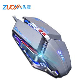 Wholesale game computers for sale for sale – custom Hot Sale USB Wired Gaming Mouse Buttons DPI Optical LED Computer Mouse Game Mice for PC Laptop Notebook PRO Gamer LJ201006