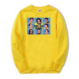 Wholesale nice tracksuits for sale – designer The Nice Guy Bunch Men Sweatshirt Hoodies New Style Autumn Winter Fashion Hoodie Tracksuit Keanu Reeves Fleece Sportswear wmtHRr