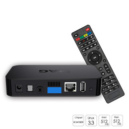 mag set top box Canada - MAG 322w1 with Linux 3.3 OS Set Top Box Built-In WiFi WLAN HEVC Smart TV Media Player
