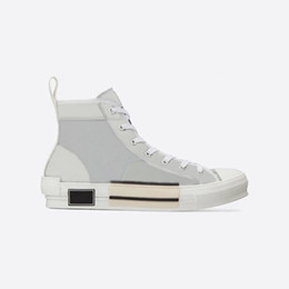 Wholesale 2021 classic canvas shoes limited edition lovers printed sneakers versatile high top canvas shoe with original packaging shoe's box size 35-46