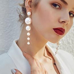 designer earrings Long Tassel Earring Elegant Pearl Earrings for Women Handmade Boho Statement Drop Earrings for Women and Girls