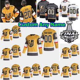 Wholesale strong new online – design 2020 Vegas Golden Knights New All Gold Hockey Jersey James Neal Robin Lehner Nick Cousins Alec Martinez Vegas Strong Custom Stitched