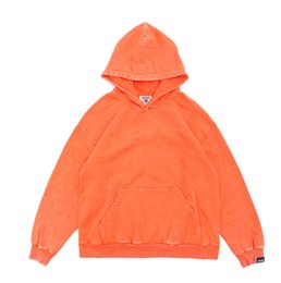 Wholesale street style hoodies for sale - Group buy 2021 New Style Color Hoodies Men Women Couple Cotton Hooded Sweatshirt Hip Hop High Street Oversize Hoodie