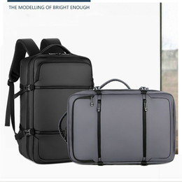 Wholesale 20L Suitcase Portble Travel Handbag Unisex Business Backpack Camping Rucksack Chargeable Schoolbag