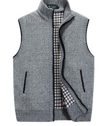 Wholesale malo resale online - 2021 From the Men s New Sleeveless Swing with Zipper Cardigan Malo Shirt Jacket P8gx