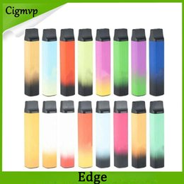 dispositivos de borde al por mayor-Hyde Edge Vape Vape Pen Colores Puffs con batería de mAh ml Pod Vape Desechables Kit de dispositivo DHL rápido envío