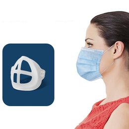 nose breathing NZ - Mask Mouth Artifact Holder Mouth Nose GWD1781 Stand Disposable Cover Bracket Face Inner Cover Support Space Mouth Breathing Holder Ease Mbwj
