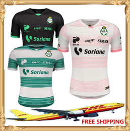 thailand soccer jersey wholesale 2021 - DHL Free shipping 2020 2021 Top thailand Quality Club Santos Laguna soccer jersey 2021 Santos Soccer Jersey Laguna Size