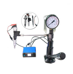 Wholesale ERIKC diesel Common rail injector tester CRI800 multifunction USB Test Machine and S60H piezo cr Injector Nozzle tester1