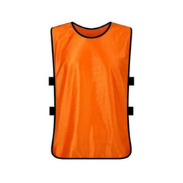 Wholesale soccer groups for sale – custom DIY soccer jersey Breathable against clothing football basketball training vest football team detachment advertising vest group expansion