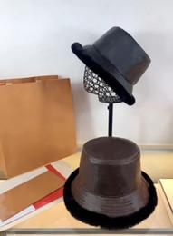 Großhandel Winter Warm Trapper Hüte Cap Mann Frau Bucket Hat Caps Breathable Mützen Beanie Casquette Top-Qualität