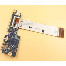 """Wholesale For Lenovo Yoga 3 14 80JH 14"""" Audio USB Card Reader Board Cable NS-A383"""