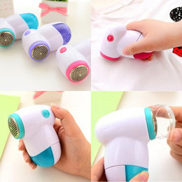 Wholesale knit sweaters for sale - Group buy New Lint Remover Electric Lint Fabric Remover Pellets Sweater Clothes Shaver Machine to Remove Pellet lint removers G2