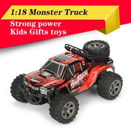 MGR C 1:18 58679 2.4G Wireless Remote Control Off-Road Vehicle Truck High Speed RTR Buggy RC Car Simulation Climbing Car